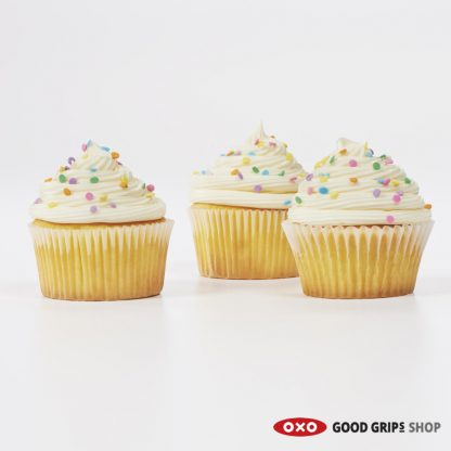 OXO Cupcakes Decoratieset