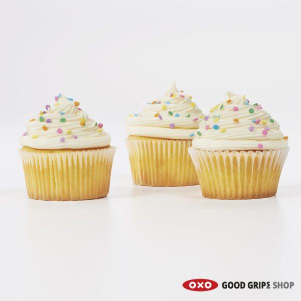OXO Cupcakes Decoratieset
