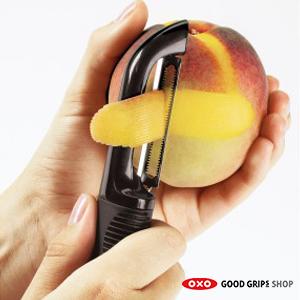OXO Dunschiller met gekarteld mes
