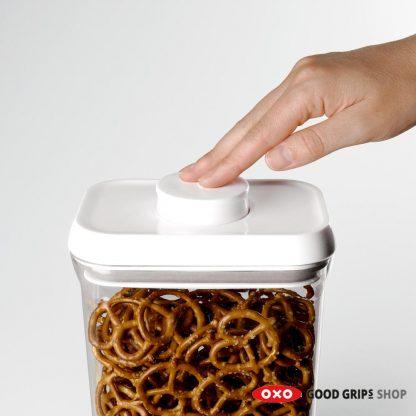 OXO Voorraadbus POP Container Vierkant