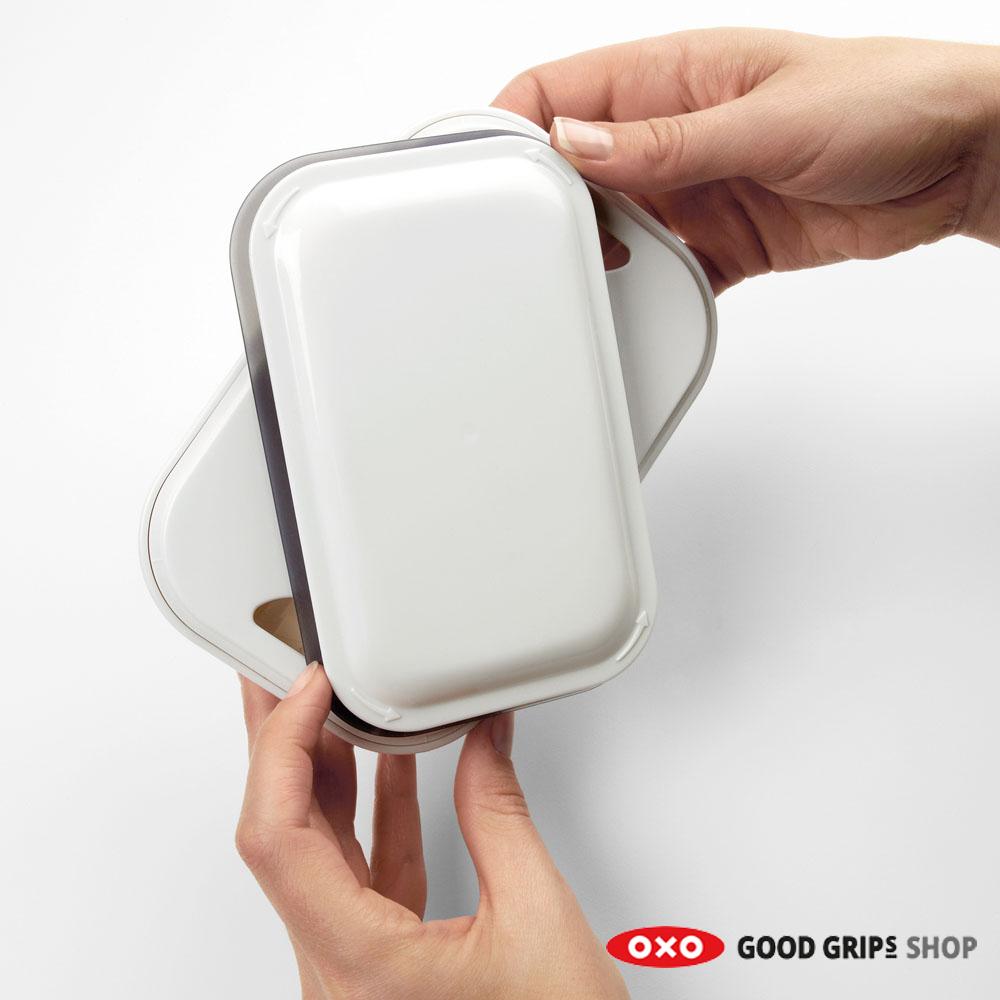 OXO Voorraadbus POP Container Rechthoek
