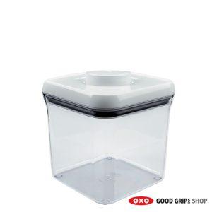 OXO Voorraadbus POP Container Groot Vierkant 2,3 liter