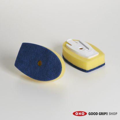 OXO Sponzen voor OXO Schrobborstel