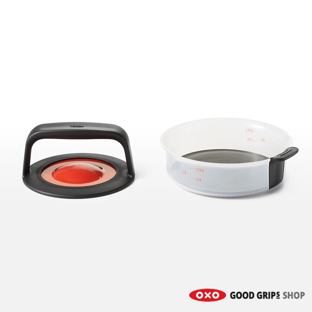 OXO Hamburgerpers