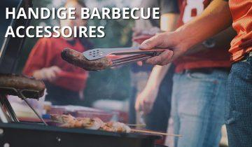 De handigste barbecue accessoires