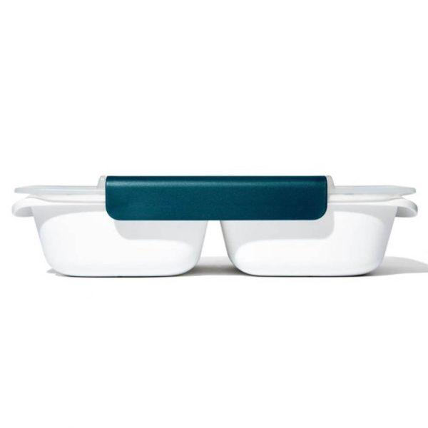 Lunchbox 'Prep & Go' 3-vaks