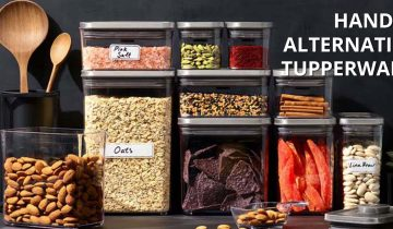 Alternatief voor Tupperware