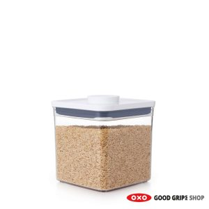 OXO POP Container 2.0 Groot Vierkant Laag 2,6 liter