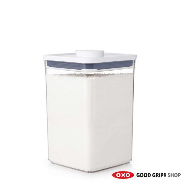 OXO POP Container 2.0 Groot Vierkant Medium 4,2 liter