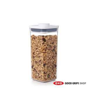 OXO POP Container 2.0 Klein Vierkant Medium 1,6 liter