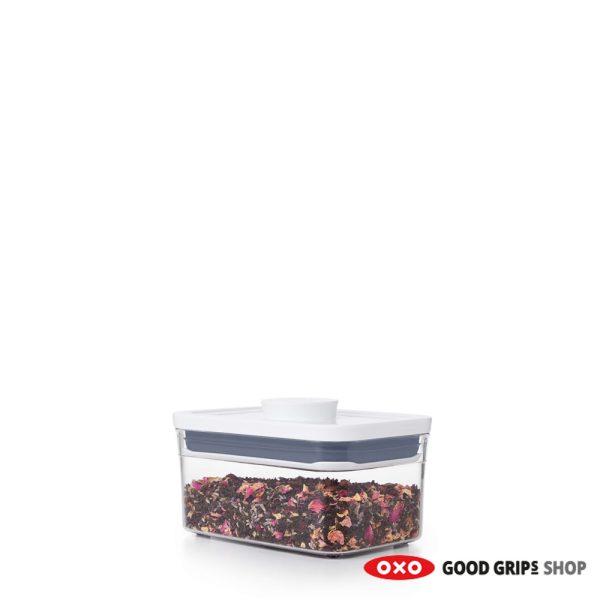 OXO POP Container 2.0 Rechthoek Mini 0,6 liter