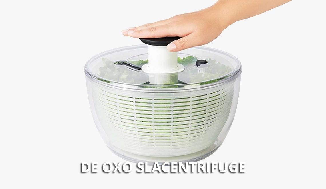 Slacentrifuge van OXO
