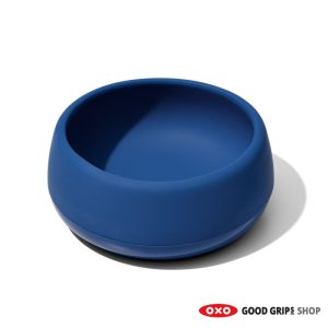 OXO siliconen kinderservies navy