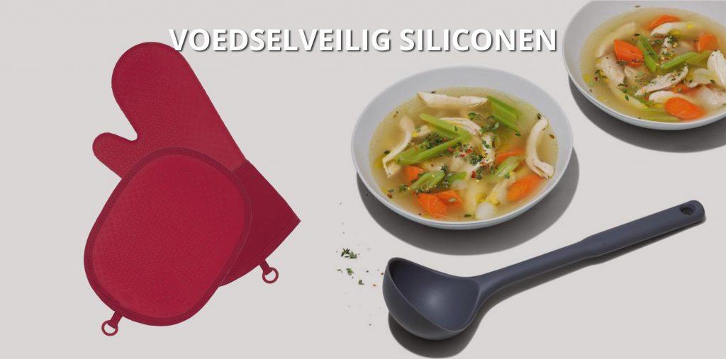 OXO voedselveilig siliconen