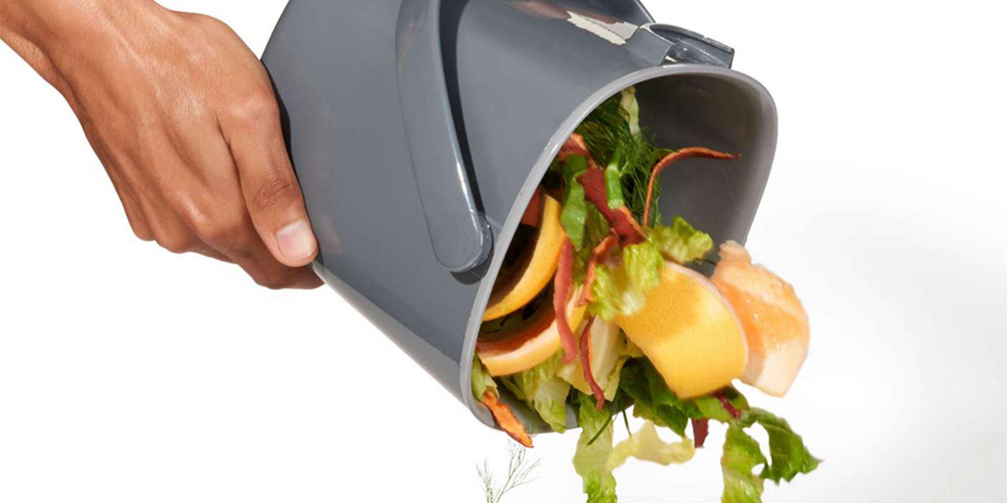Compost weggooien