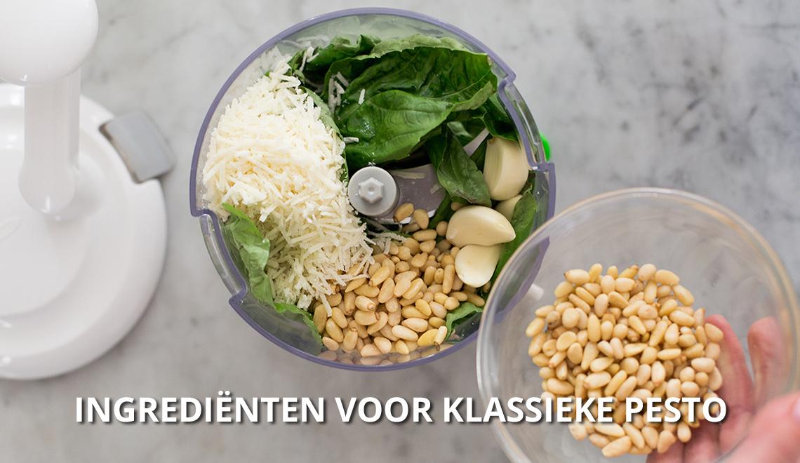 ingredienten-voor-klassieke-pesto