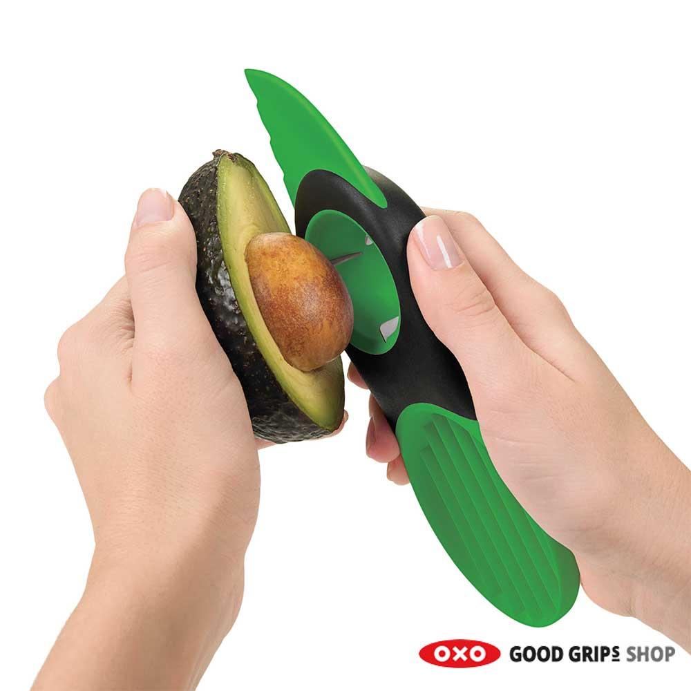 OXO Avocadosnijder Groen