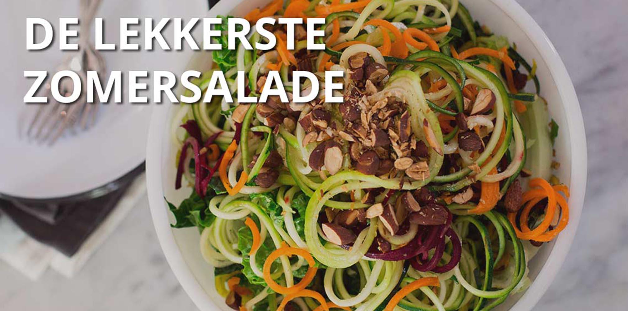 oxo gezonde picknick salade