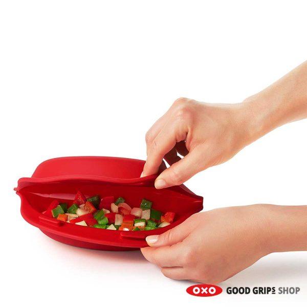 OXO Omeletmaker voor de magnetron