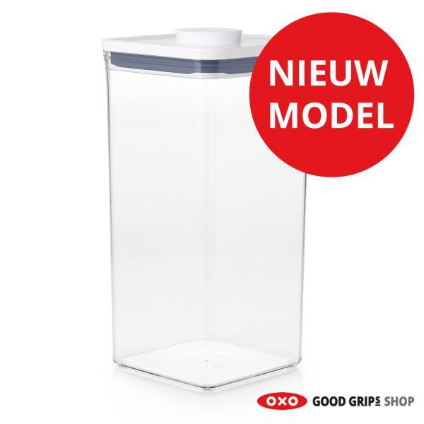 oxo-pop-container-2-0-groot-vierkant-hoog-5-7-liter-nieuw