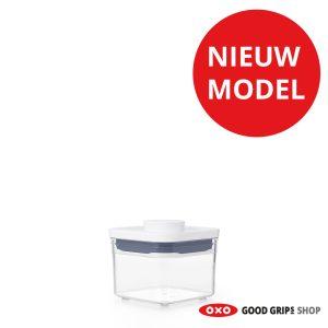 oxo-pop-container-2-0-klein-vierkant-mini-0-4-liter-nieuw