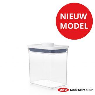 oxo-pop-container-2-0-rechthoek-laag-1-6-liter-nieuw