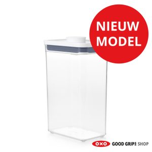 oxo-pop-container-2-0-rechthoek-medium-2-6-liter-nieuw