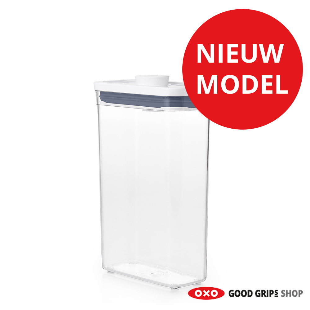oxo-pop-container-2-0-smal-rechthoek-medium-1-8-liter-nieuw