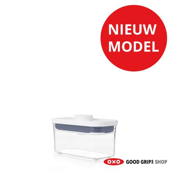 oxo-pop-container-2-0-smal-rechthoek-mini-0-4-liter-nieuw